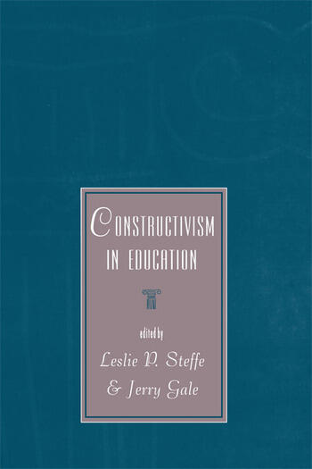 Constructivism in Education book cover