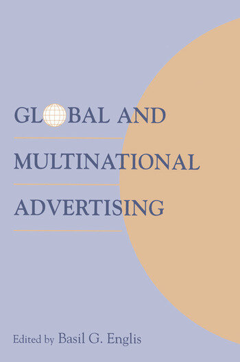 Global and Multinational Advertising book cover