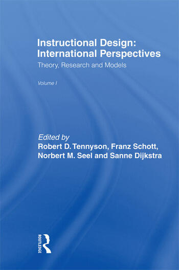 Instructional Design: International Perspectives I Volume I: Theory, Research, and Models:volume Ii: Solving Instructional Design Problems book cover