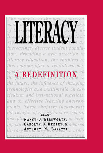 Literacy A Redefinition book cover