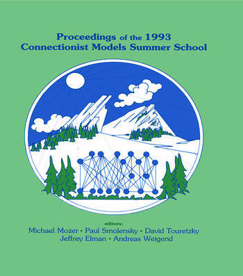 Proceedings of the 1993 Connectionist Models Summer School book cover
