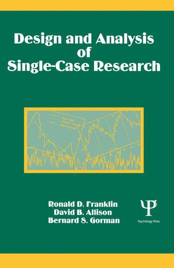 Design and Analysis of Single-Case Research book cover