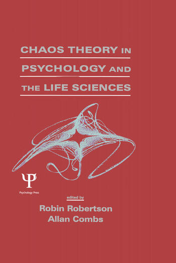 Chaos theory in Psychology and the Life Sciences book cover