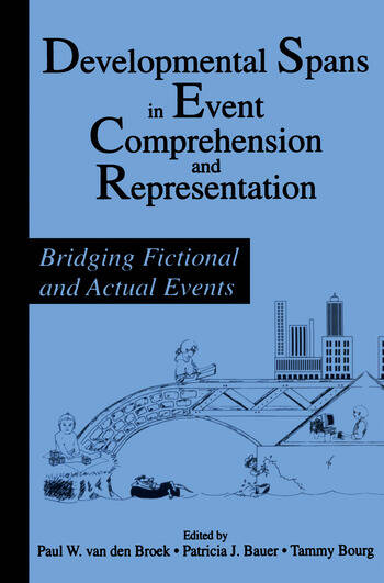 Developmental Spans in Event Comprehension and Representation Bridging Fictional and Actual Events book cover