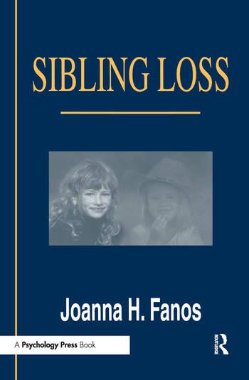 Sibling Loss book cover