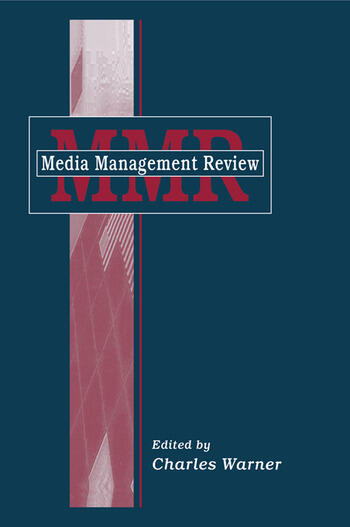 Media Management Review book cover
