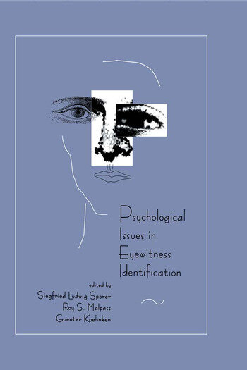 Psychological Issues in Eyewitness Identification book cover
