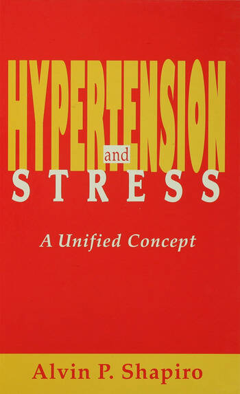 Hypertension and Stress A Unified Concept book cover