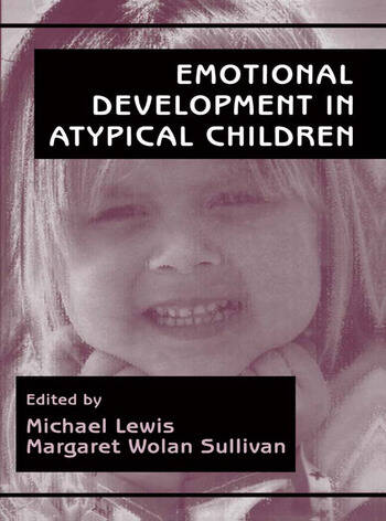 Emotional Development in Atypical Children book cover