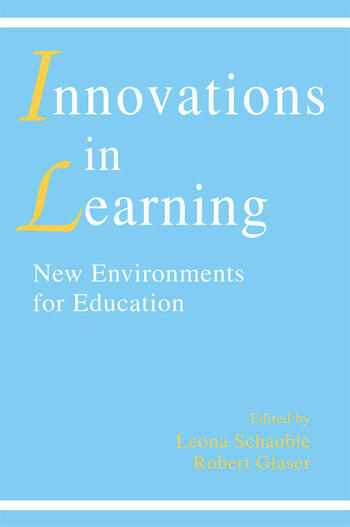innovations in Learning New Environments for Education book cover