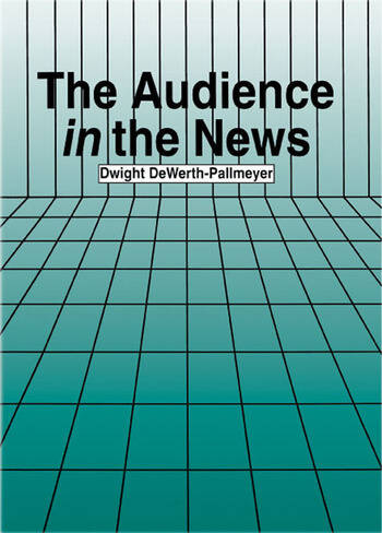 The Audience in the News book cover