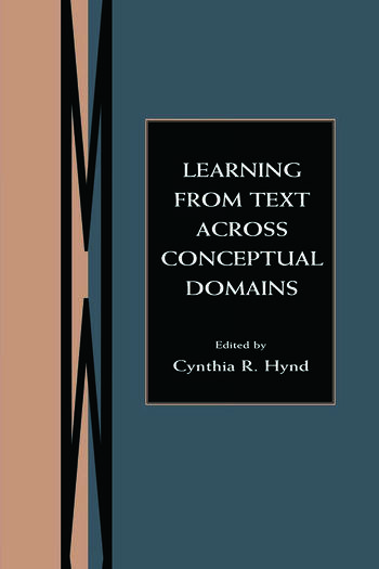 Learning From Text Across Conceptual Domains book cover