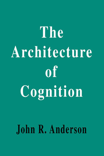 The Architecture of Cognition book cover