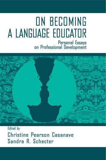 on Becoming A Language Educator Personal Essays on Professional Development book cover