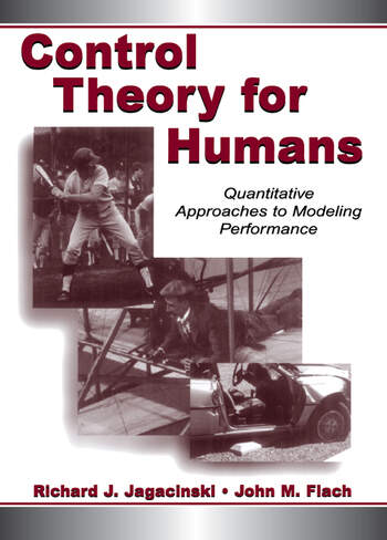 Control Theory for Humans Quantitative Approaches To Modeling Performance book cover