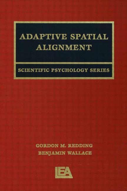 Adaptive Spatial Alignment book cover