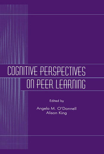 Cognitive Perspectives on Peer Learning book cover