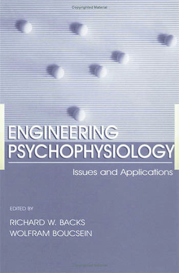Engineering Psychophysiology Issues and Applications book cover