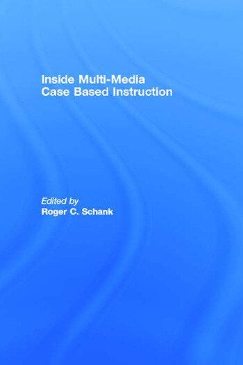 Inside Multi-Media Case Based Instruction book cover