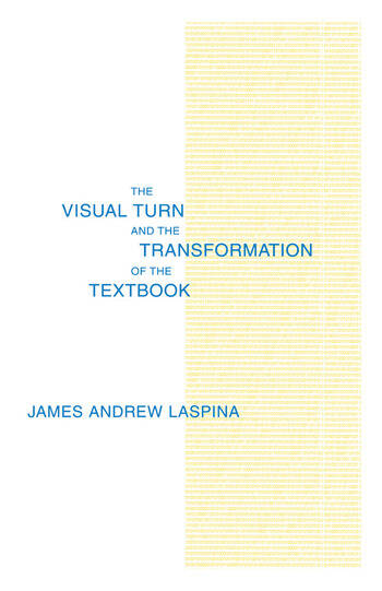 The Visual Turn and the Transformation of the Textbook book cover