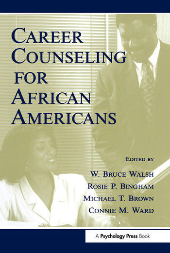 Career Counseling for African Americans book cover