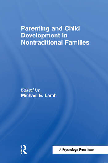 Parenting and Child Development in Nontraditional Families book cover