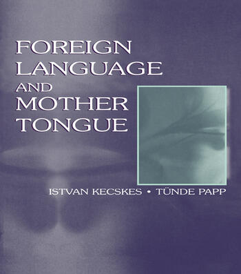 Foreign Language and Mother Tongue book cover