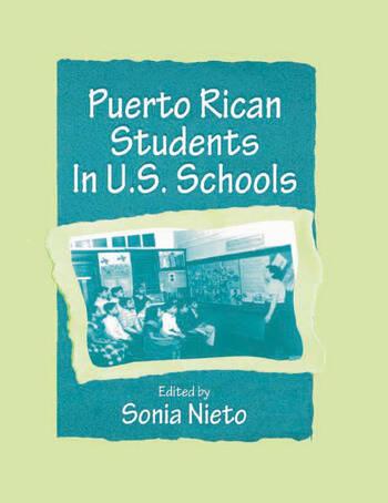 Puerto Rican Students in U.s. Schools book cover