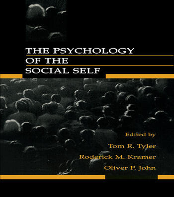 The Psychology of the Social Self book cover