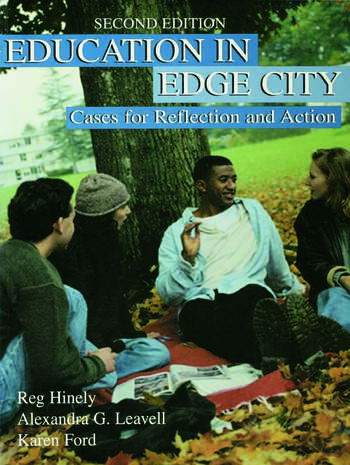 Education in Edge City Cases for Reflection and Action book cover