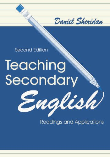 Teaching Secondary English Readings and Applications book cover