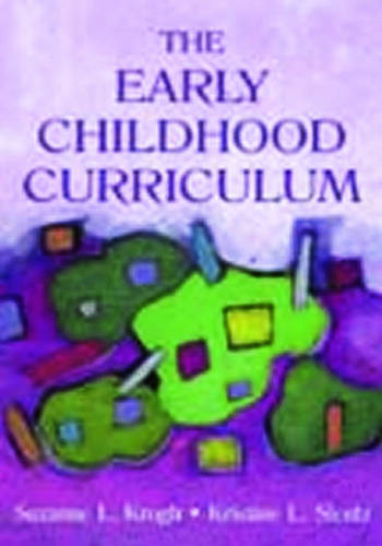 The Early Childhood Curriculum book cover