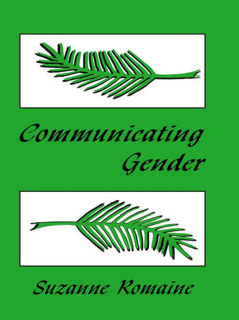 Communicating Gender book cover