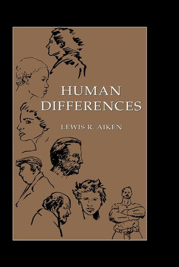 Human Differences book cover