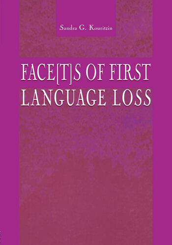 Face[t]s of First Language Loss book cover