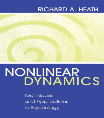 Nonlinear Dynamics Techniques and Applications in Psychology book cover