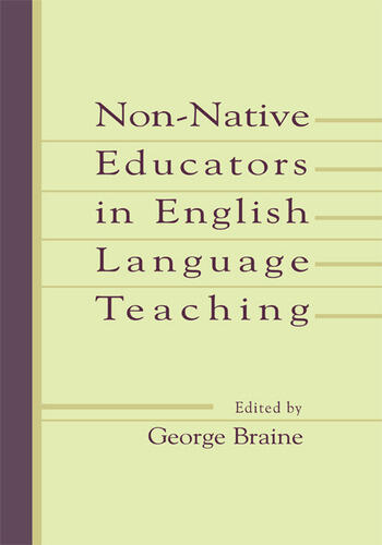 Non-native Educators in English Language Teaching book cover