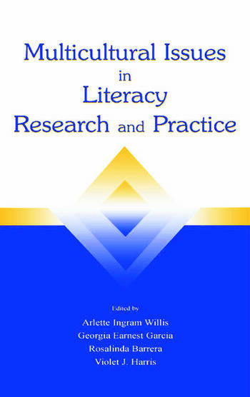 Multicultural Issues in Literacy Research and Practice book cover
