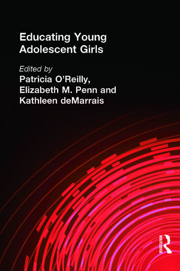 Educating Young Adolescent Girls book cover
