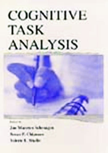 Cognitive Task Analysis book cover