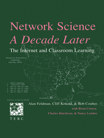 Network Science, A Decade Later The Internet and Classroom Learning book cover