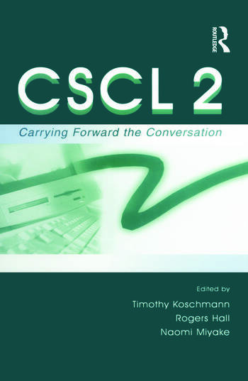 Cscl 2 Carrying Forward the Conversation book cover