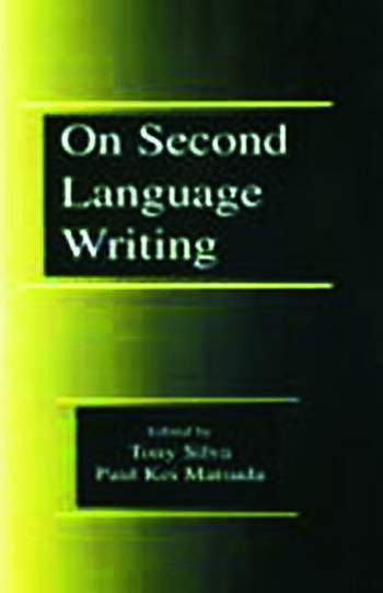 On Second Language Writing book cover