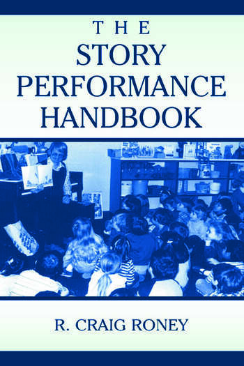 The Story Performance Handbook book cover
