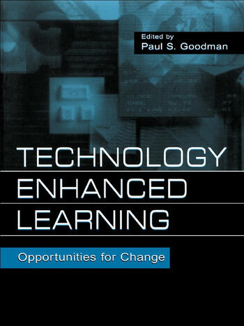 Technology Enhanced Learning Opportunities for Change book cover