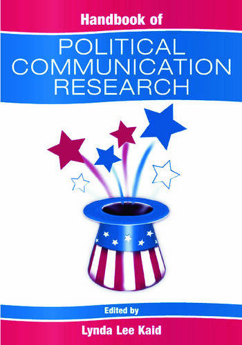 Handbook of Political Communication Research book cover