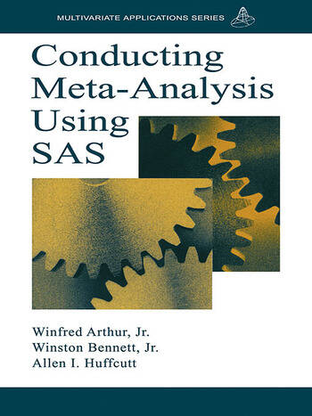 Conducting Meta-Analysis Using SAS book cover
