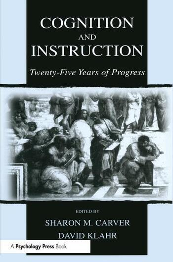 Cognition and Instruction Twenty-five Years of Progress book cover