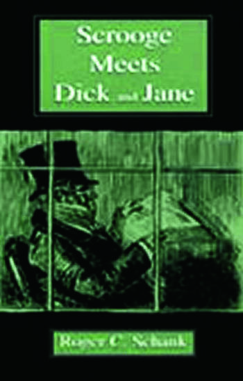 Scrooge Meets Dick and Jane book cover