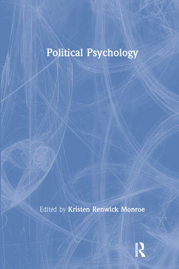 Political Psychology book cover
